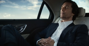 McConaughey Dresses Sharply and Laughs Hysterically in New Lincoln Commercial