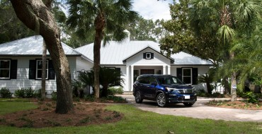 Honda Pilot Part of HGTV Dream Home 2017 Giveaway Prizes