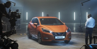 Artist Draws Nissan Micra After 60-Second Preview