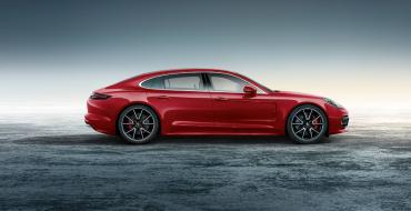 Porsche Uses Facebook to Show Off Specialized Panamera Turbo Executive Sedan