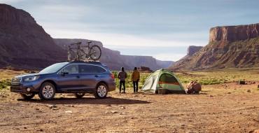 Subaru Sets Eighth Consecutive Sales Record