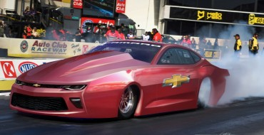 New NHRA Chevrolet Pro Stock Camaro SS Design Revealed