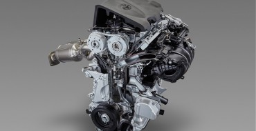 Toyota Announces Next-Gen Engines and Transmission