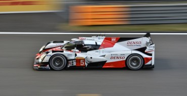 Toyota Smashes Le Mans Track Record in Qualifying