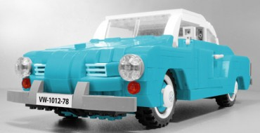 [Interview] VW Karmann Ghia LEGO Model Creator Discusses Turning Classic Cars into Brick Replicas