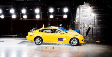 Volvo Crowned Europe's Safest Brand with 3 Top Safety Pick+ Cars