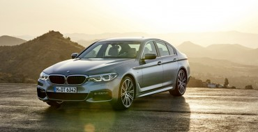 2017 BMW 5 Series Pricing Announced