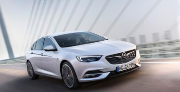 [Photos] Check Out the New Opel Insignia Grand Sport