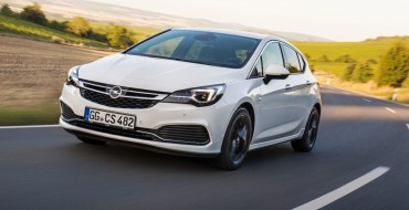 Opel Astra Success Driven in Part by IntelliLux LED Matrix Light