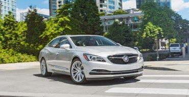 "AJAC Names 2017 Buick LaCrosse ""Best New Large Premium Car"""