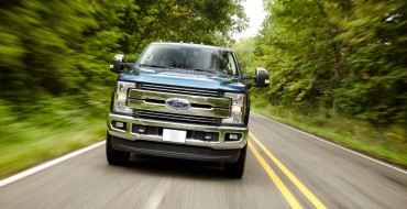 2017 Ford F-250 Super Duty Crew Cab 4×2 Gets Five Stars from NHTSA