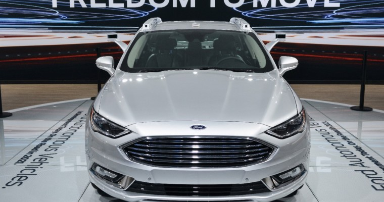 Ford Investing $200M to Transform Flat Rock into Dedicated AV Hub; Production of 300-Mile Electric Crossover Shifts to Mexico