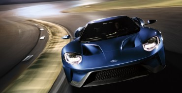 2017 Ford GT: 216 MPH Top Speed, 647 Horsepower, 14 MPG Combined