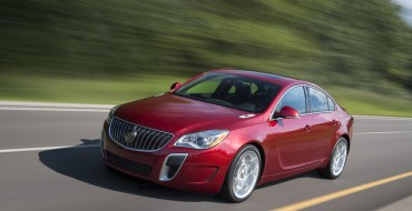 2017 Buick Regal Overview