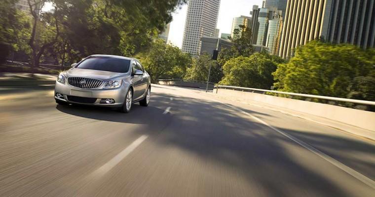 2017 Buick Verano Overview