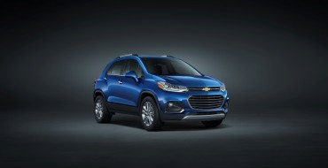 2017 Chevrolet Trax Overview
