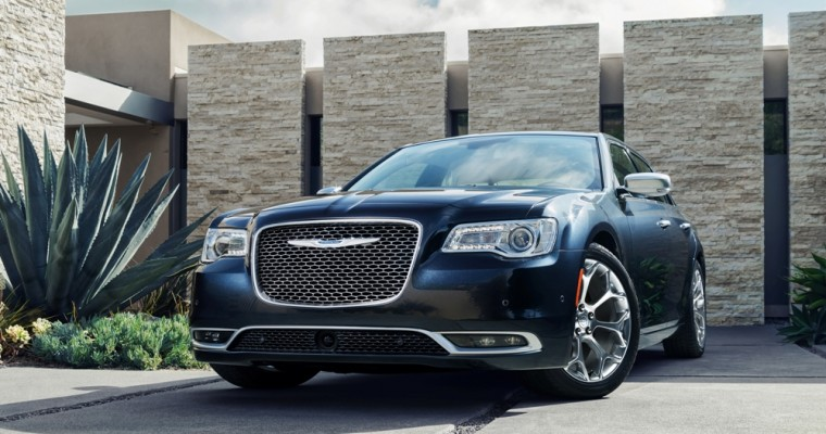 Addition of AutoPark Lands Chrysler 300 Back on Consumer Reports' List of Recommended Vehicles