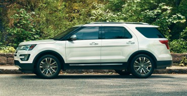 Trucks, SUVs Lead Ford to 2.2% Sales Increase in May