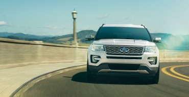 2017 Ford Explorer Overview