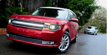 2017 Ford Flex Overview