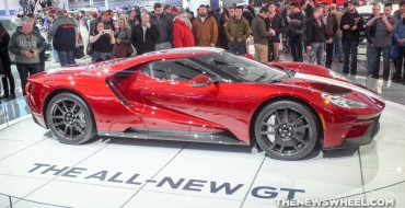 [Photos] Ford GT Earns Reader's Choice Award for Best Dream Machine at the Detroit Auto Show
