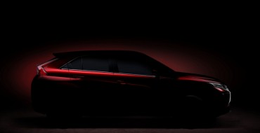 Mitsubishi Teases New Crossover Ahead of Geneva, Possibly Named Eclipse