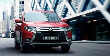 2017 Mitsubishi Outlander PHEV Starts at £34,749
