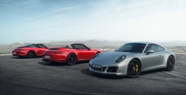 The Horsepower Rating of the 2017 Porsche 911 GTS Will Make Your Jaw Drop