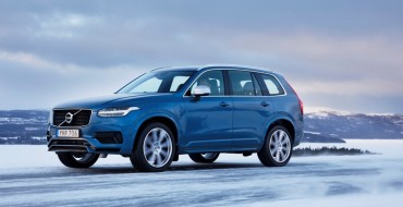 2017 Volvo XC90 T8 Overview