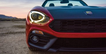 2017 Fiat 124 Spider Named Best New Convertible by Cars.com