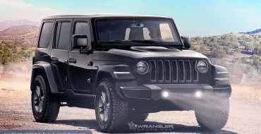 New 2018 Jeep Wrangler Reveal Date Set for November