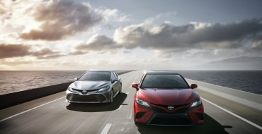 New Camry Marks Design Shift for Toyota