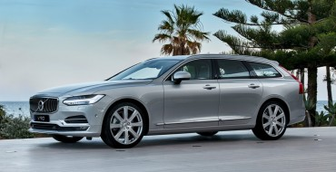 US Dealerships Will Not Stock the 2018 Volvo V90 Wagon