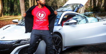 Rap Star Ludacris Upgrades from a 1993 Acura Legend to a NSX Supercar