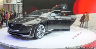 Cadillac Escala Concept to Make Appearance at 89th Academy Awards