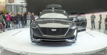 Cadillac Escala Concept, 2018 XTS Platinum to Make Middle East Debut at Dubai Motor Show