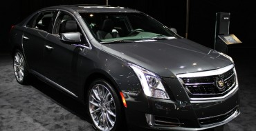 Report: Updated Cadillac XTS Sedan Coming This Year, New XT3 Crossover in 2018