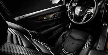 Carlex Designs Performs a Makeover Inside the Cadillac Escalade