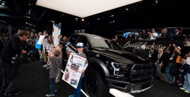One-of-One Ford F-150 Raptor Raises $207K for JDRF at Barrett-Jackson Scottsdale