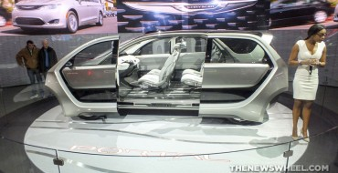 The Chrysler Portal Concept Looks Even Funkier in Person [Photos]
