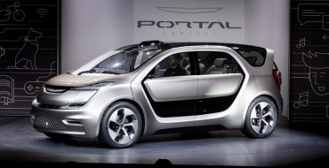Conceptual Chrysler Portal Minivan Reportedly Scheduled for Production in 2020