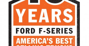 Ford F-Series Secures 40th Straight Year of Sales Supremacy