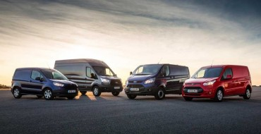 Ford of Britain Sets New Full-Year Commercial Vehicle Sales Record