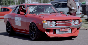 Meet Frankenstein's Monster: A 1100-Horsepower V8 Turbo Toyota Celica
