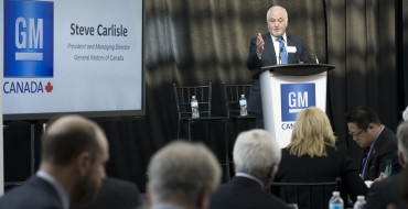 GM Canada Hosts Business Council at Markham Campus