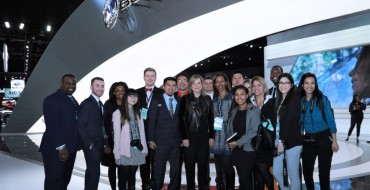"GM's ""Discover Your Drive"" Journalism Program Wraps Up at NAIAS"