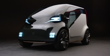 Honda Debuts Self-Driving (and Self-Funding) NeuV Concept at CES 2017