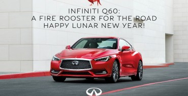 Infiniti is Ready for The Year of the Rooster