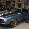 1969 Chevy Camaro with 1,000 Horsepower Hypnotizes Comedian Jay Leno