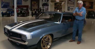 1969 Chevy Camaro with 1,000 Horsepower Hypnotizes Comedian Jay Leno